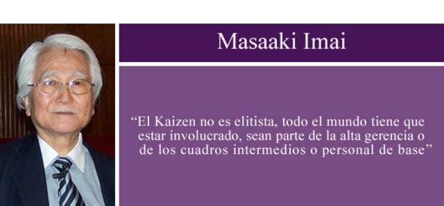Masaaki Imai-Método Kaizen