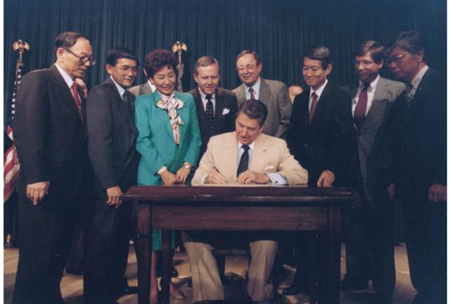 Civil Liberties Act of 1988