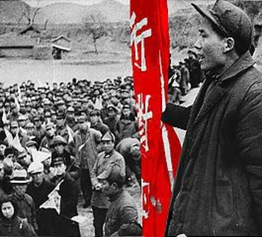 China Socialista - forma de gobierno