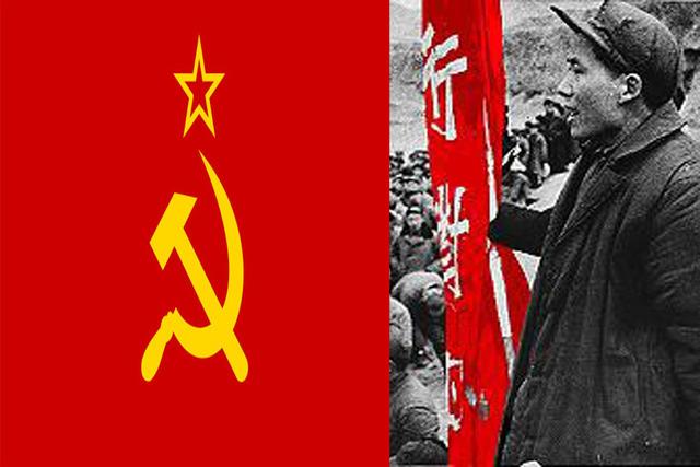 Diferencias entre comunismo ruso y el chino