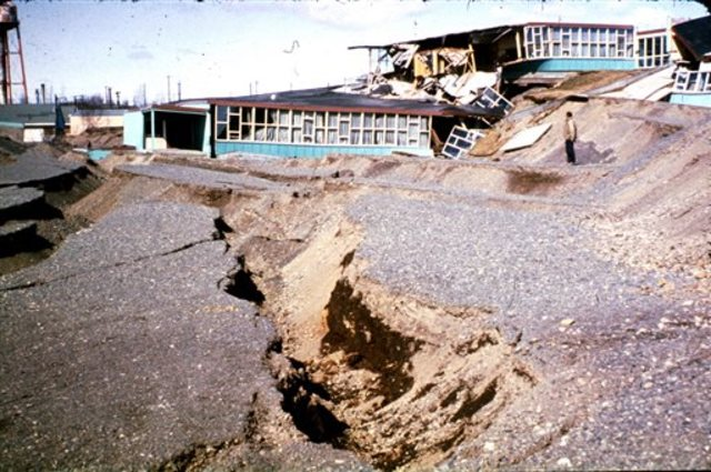The Largest Land Earthquake