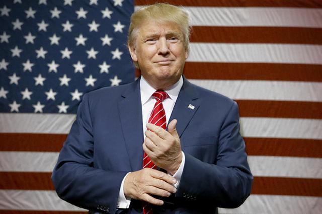 Donald Trump (fet polític)