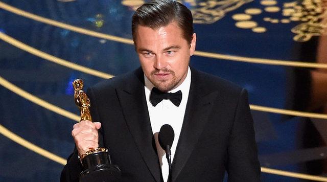 Oscar de Leonardo di Caprio (fet cultural)