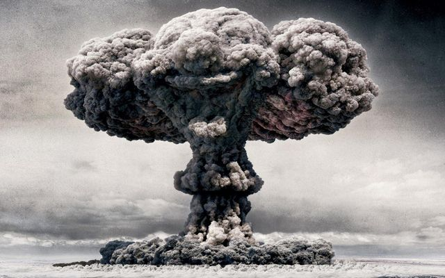 China's First Nuclear Bomb Explosion