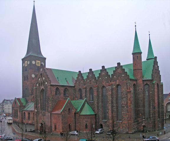 Domkirken - Gotisk stil