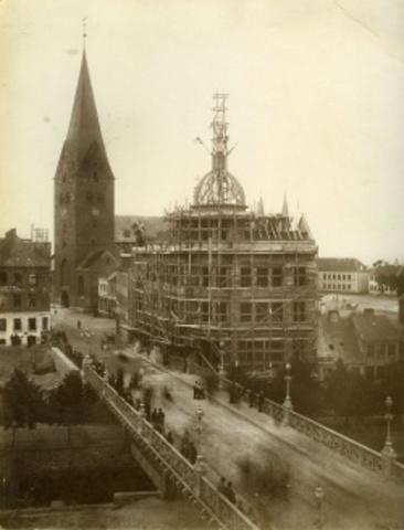 Wormhus St. Clemens torv