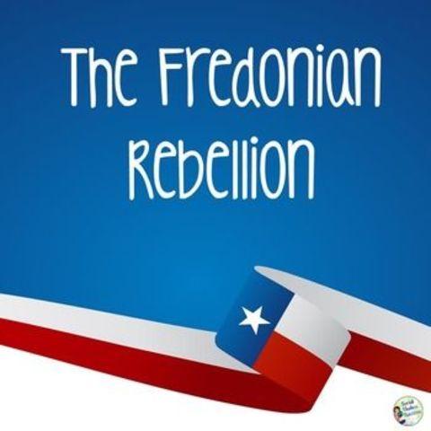 Fredonion Rebellion