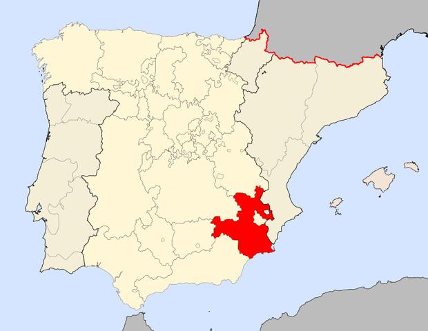 Conquista del Reino de Murcia por los cristianos