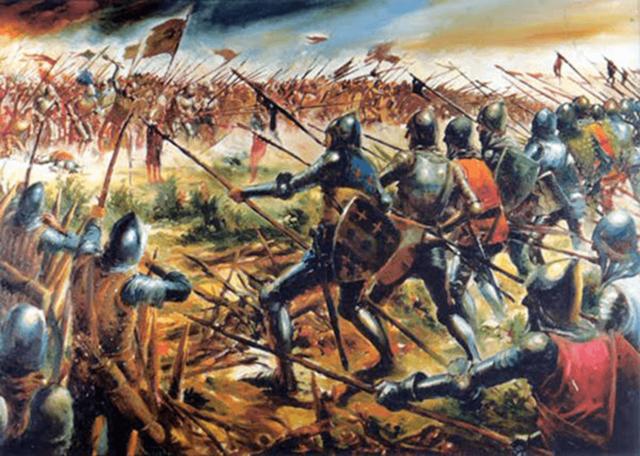 Derrota castellana de Aljubarrota