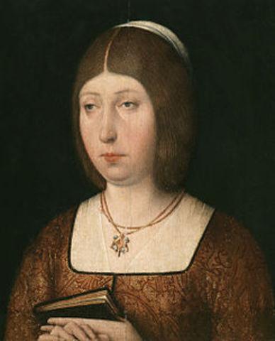 Nacimiento de Isabel I de Castilla