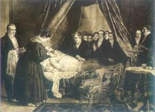 MUERTE DE FERNADO VII