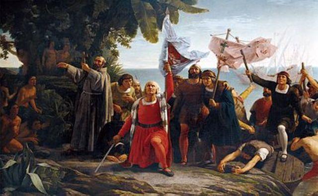 España en 1492