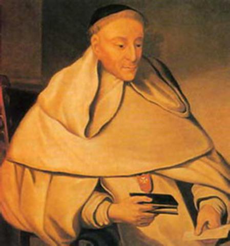 Muerte de Bartolomé de Torres Naharro