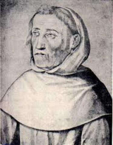 Muerte de Fray Luis de León
