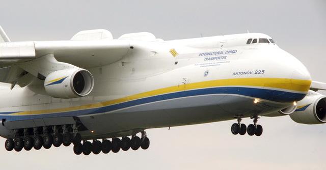 Maior avião do mundo