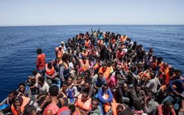 Crísi migratoria en europa