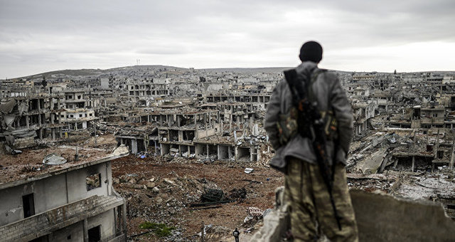 Guerra civíl a Síria (Polític)