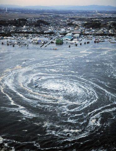 Terratrèmol i tsunami al Japó (climàtic)