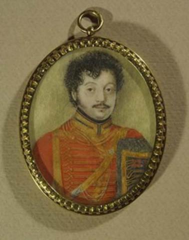 А.С.Пушкин вызвал на дуэль Павла Ганнибала, родного дядю.