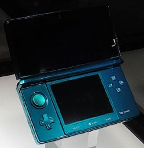 Nintendo 3DS console due for release
