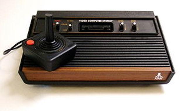 Atari 2600 released