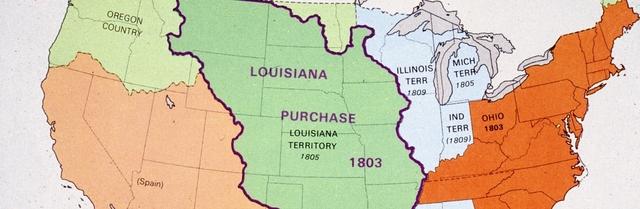 Louisiana Purchase announced