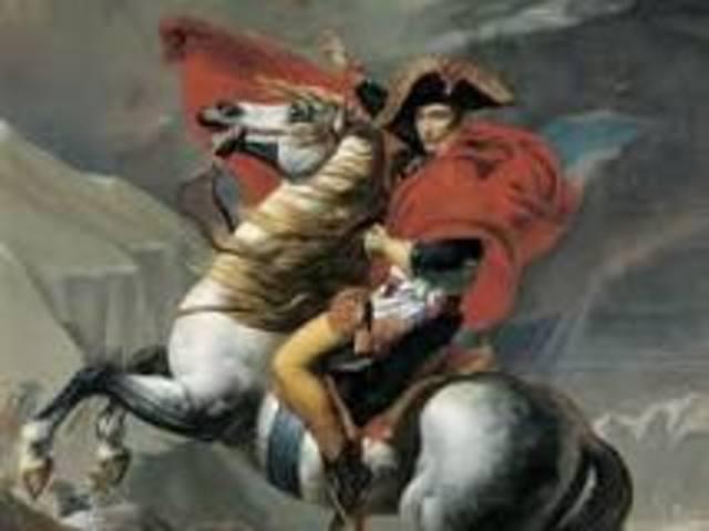 Reign of Napoleon Bonaparte