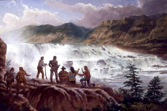 The Great Falls of Missouri