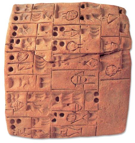 Escritura Mesopotámica