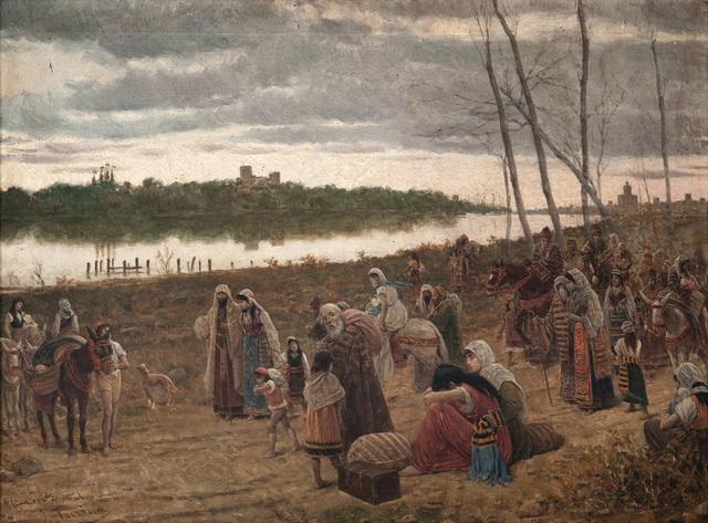 Expulsión de los judíos de España