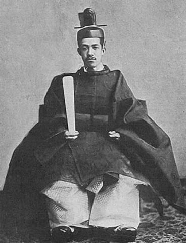 Mutsuhito's Death