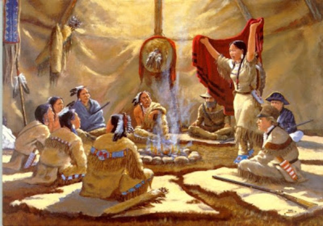 Experience with the Shoshone Tribe