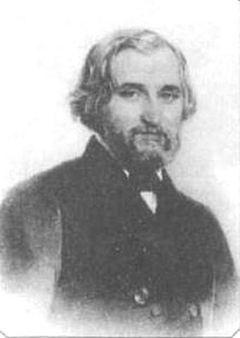 А.С.Пушкин вызвал на дуэль Николая Тургенева