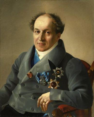 А.С.Пушкин вызвал на дуэль министра просвещения, князя Александра Голицына.
