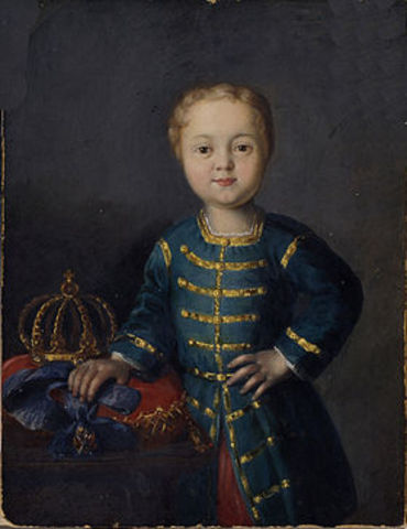 Правление Ивана VI.