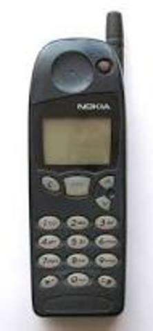 Teléfonos de segunda generación