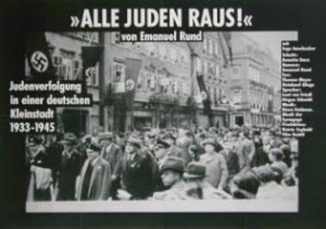 Phasen der Judenverfolgung