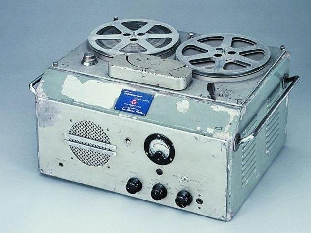 Изобретение магнитофона
