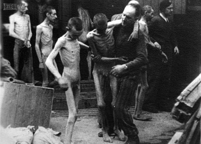 Beginn der physischen Vernichtung der Juden Europas