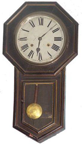 Christian Huygens inventa el reloj de péndulo colgante.