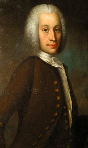 Anders Celsius define la actual escala termométrica.