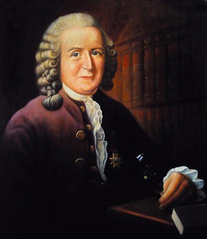 Carl von Linné: nomenclatura de las especies vivas.