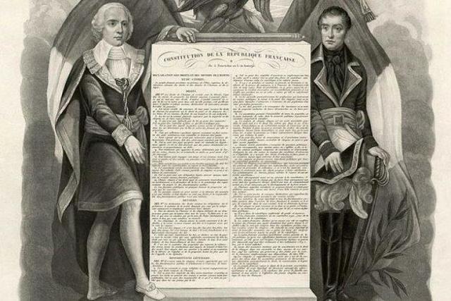 CONSTITUCIÓN DE 1795 O AÑO III