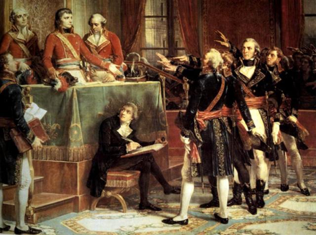 CONSTITUCIÓN DEL AÑO VIII
