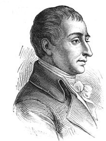 Joseph-Louis Lagrange publica su Géométrie analytique.