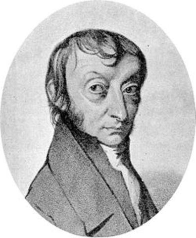 Amadeo Avogadro crea la ley de los gases.