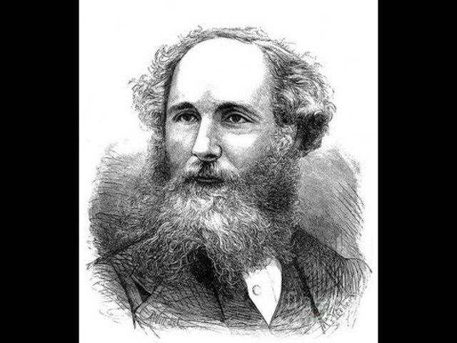 James Clerk Maxwell formula las leyes clásicas del electromagnetismo.