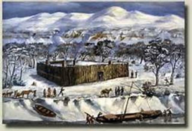 Experience at Fort Mandan