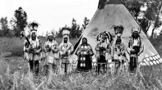 Blackfoot Native American killed