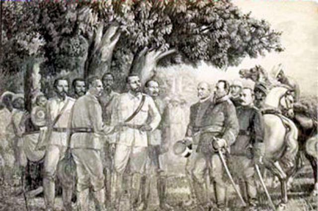 Paz de Zanjón 1878